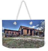 The Old Haunted Barn Weekender Tote Bag
