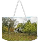 The Old Homestead And Orchard Weekender Tote Bag