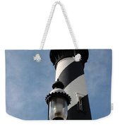 The Old Lantern And The Lighthouse Weekender Tote Bag