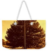 The Old Lantern In The Park Weekender Tote Bag