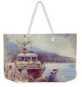 The Old Man And The Sea 01 Weekender Tote Bag