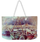 The Old Man And The Sea 02 Weekender Tote Bag