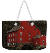 The Old Mill In Clinton Nj Weekender Tote Bag