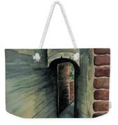 The Old Passageway Weekender Tote Bag