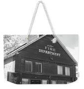 The Old Ridgway Firehouse Weekender Tote Bag