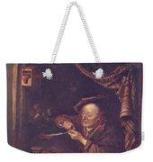 The Old Schoolmaster 1671 Weekender Tote Bag
