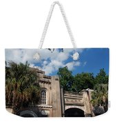 The Old Slave Market Museum In Charleston Weekender Tote Bag