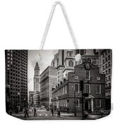 The Old State House Weekender Tote Bag