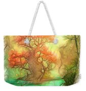 The Old Tree Of The Forest Weekender Tote Bag