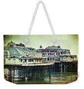 The Old Victorian West Pier Weekender Tote Bag