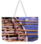 The Old Way Weekender Tote Bag