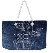 The Old Wine Press Weekender Tote Bag