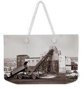 The Olyphant Pennsylvania Coal Breaker 1971 Weekender Tote Bag