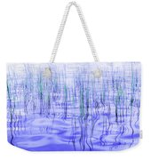 The Ongoing Reeds Experiment Weekender Tote Bag