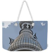 The Onion Of The Sky Weekender Tote Bag