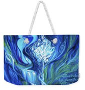 The Oonahnahmae Universe Book Cover Weekender Tote Bag
