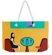 The Open Door Weekender Tote Bag