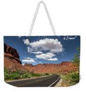 The Open Road - Utah Weekender Tote Bag