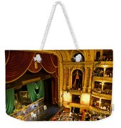 The Opera House Of Budapest Weekender Tote Bag