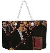 The Opera Orchestra Weekender Tote Bag
