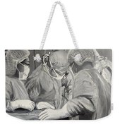 The Operation Weekender Tote Bag by Kevin Daly