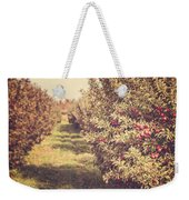 The Orchard Weekender Tote Bag by Lisa Russo