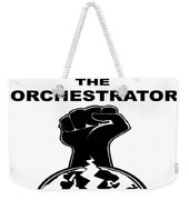 The Orchestrator Cover Weekender Tote Bag