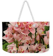 The Orchid Garden Weekender Tote Bag