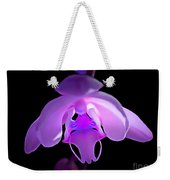 The Orchid Magic Weekender Tote Bag