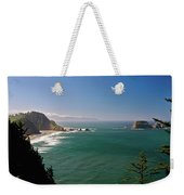 The Oregon Coast Weekender Tote Bag