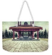 The Oriental Touch Weekender Tote Bag