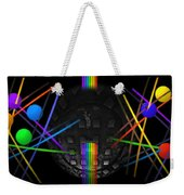 The Origin Of Light Weekender Tote Bag