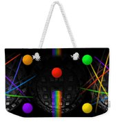The Origin Of Species Weekender Tote Bag