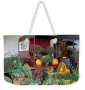 The Original Delivery Wagon Weekender Tote Bag