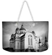 The Orthodox Cathedral And The Saint John The Baptist Church Weekender Tote Bag