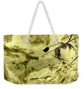 The Other Edge Weekender Tote Bag