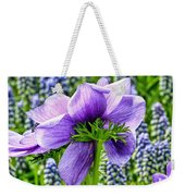 The Other Side Of Anemone   Weekender Tote Bag