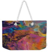 The Other Side Of Darkness Weekender Tote Bag