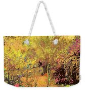 The Other Side Of The Fence Weekender Tote Bag by Eikoni Images