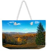 The Other Side Of The Road In Wv Weekender Tote Bag