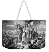 The Outbreak Of The Rebellion In The United States Weekender Tote Bag