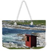 The Outhouse? Weekender Tote Bag