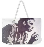The Outsiders Death Of Dallas Weekender Tote Bag
