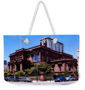 The Pacific - Union Club Weekender Tote Bag