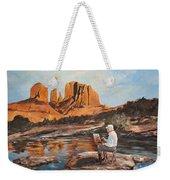 The Painter Woods Weekender Tote Bag
