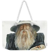 The Painting Wizard Weekender Tote Bag