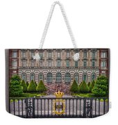 The Palace Courtyard Weekender Tote Bag