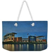 The Palace On The Brazos Weekender Tote Bag