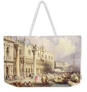 The Palaces Of Venice Weekender Tote Bag