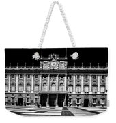 The Palacio Real, Madrid  Weekender Tote Bag